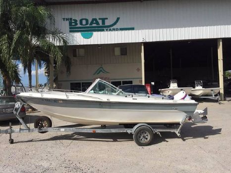 1990 GULFLINE BOATS 19' Side Console