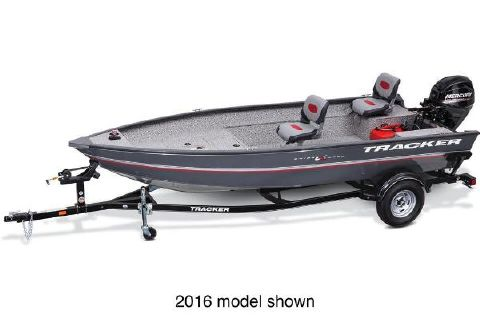 2017 Tracker Guide V-16 Laker DLX T