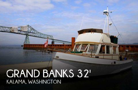 1966 Grand Banks 32 Sedan