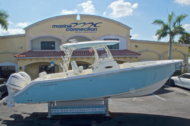 2016 Cobia 296 Center Console 30 Foot 2016 Motor Boat In