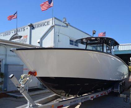 2018 Cape Horn 36XS