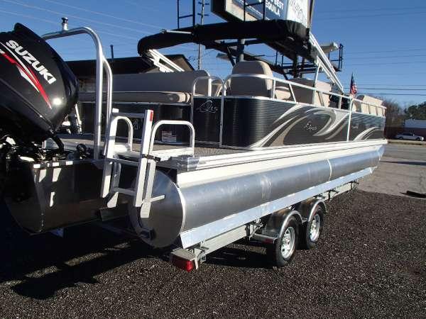 2016 Apex Marine LS-Lanai-DS-Bar Tri Toon