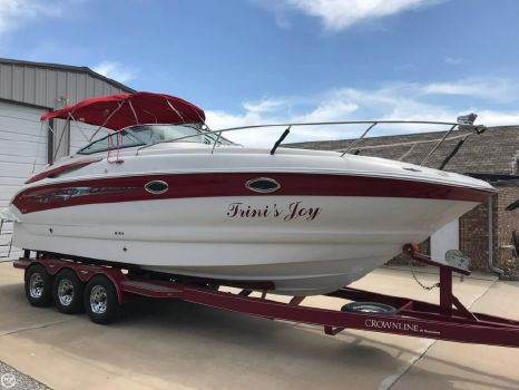 2009 Crownline 270 CR 2009 Crownline 270 CR for sale in Cache, OK