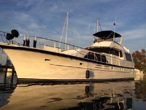 1971 Hatteras 58 Tri-Cabin Motoryacht