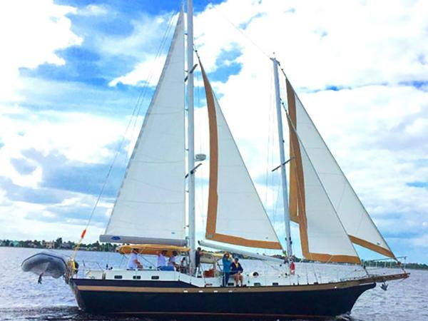 2013 Custom Built Sutton/Schreiber Schooner Profile