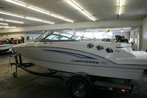 2010 Chaparral 186 SSi