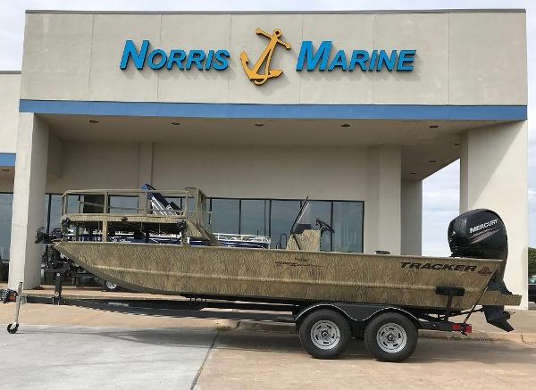 Check out this 2018 TRACKER Grizzly 2072 CC Sportsman on Boattrader com