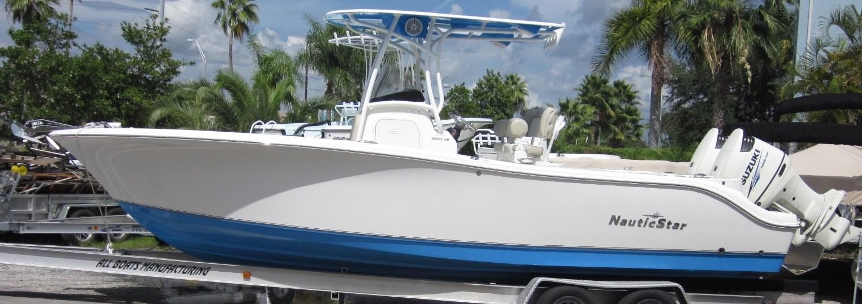 2015 Nautic Star 2500XS