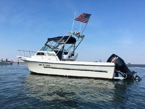 1992 Sea Ox 23 Walkaround
