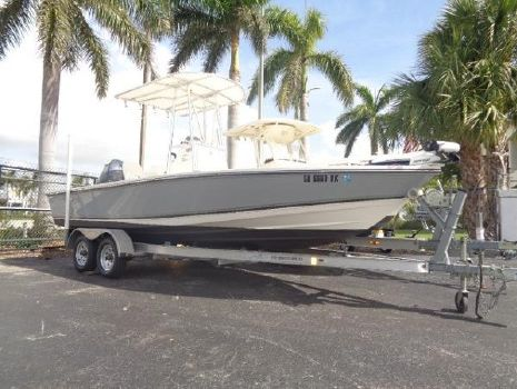 2012 COBIA BOATS 21 Bay