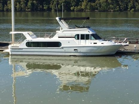 2001 Harbor Master 520 Pilothouse Motor Yacht