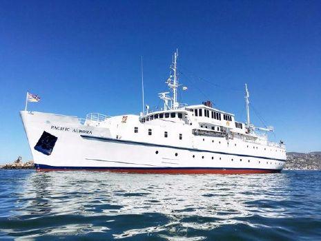 2015 Custom Canadian S&E Superyacht Profile