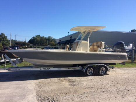 2016 Scout Bay Boat 251 XS