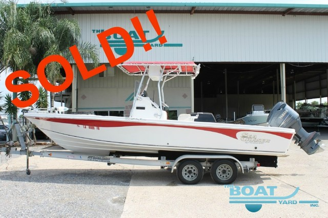 2007 Sea Chaser 250LX