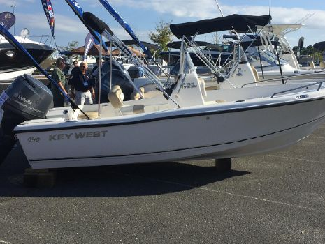 2017 Key West Boats, Inc. 189FS Center Console