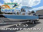 2017 SPORTSMAN Masters 227 Bay Boat
