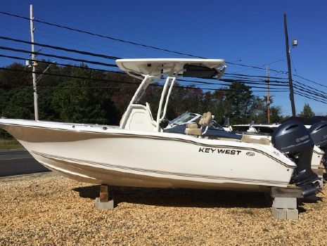 2017 Key West Boats, Inc. 219FS Center Console