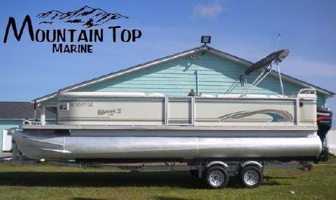 2003 Crest Pontoon Boats 25 Crest Ii