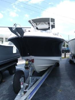 2014 WELLCRAFT Scarab 25 Offshore