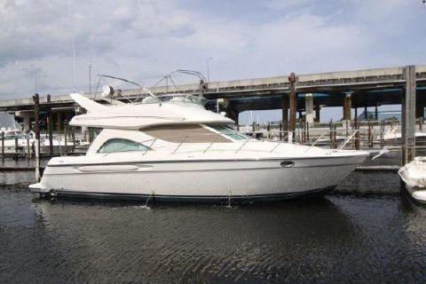 1999 Maxum 4100 SCB