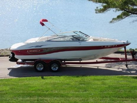 2007 Caravelle Boats 237 B/R