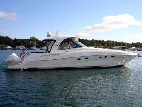 2003 Sea Ray 500 / 52 Sundancer TNT LIFT