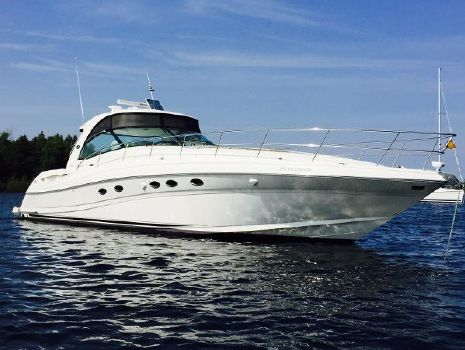 2003 Sea Ray 500/52 Sundancer TNT
