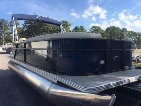2016 crest pontoon Crest I 220 SLR2