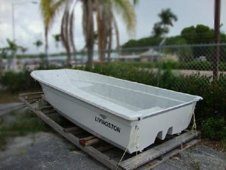 2015 Livingston 14 Skiff Hull Only