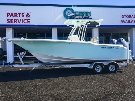 2017 Key West Boats, Inc 244CC