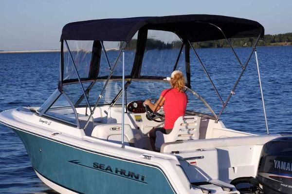 Boat trader sea hunt jacksonville