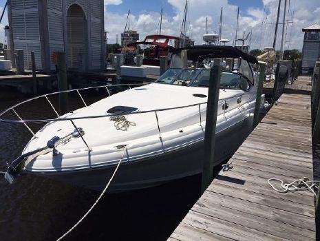 2007 Sea Ray 340 Sundancer Sportsman