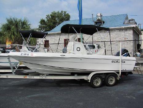 2005 Sea Fox 197 Center Console