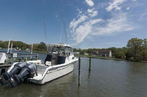 2002 Grady-White 300 Marlin Starboard Side