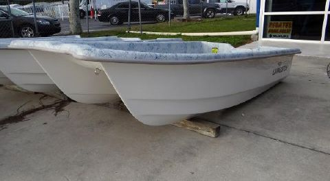 2015 Livingston 10 Skiff