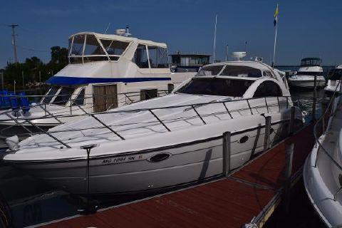 2002 Maxum 4200 SY Profile