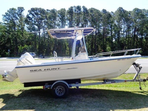 1998 Sea Hunt 200 Triton