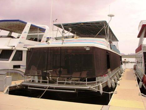 1990 Stardust Widebody Houseboat
