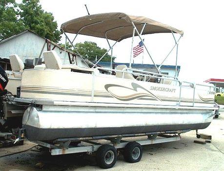 2001 Smoker-craft Fish N Cruise