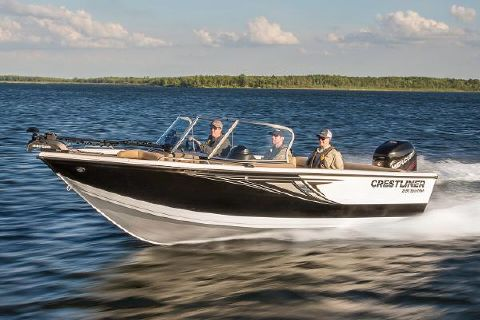 2016 Crestliner 2150 Sportfish SST