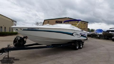 1999 BAJA MARINE 25 Outlaw SST with 502MPI