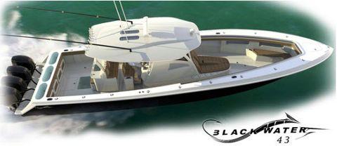 2016 Blackwater Boats 43 TE 43 Tournament Edition