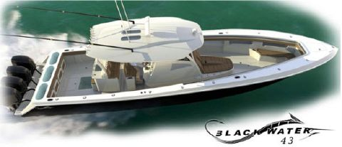2016 Blackwater Boats 43 TE 43 Tournament Edition
