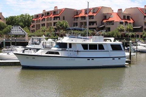 1978 Hatteras 58 Motoryacht