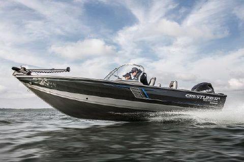 2017 Crestliner 1950 Fish Hawk SC