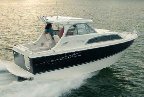 2011 Bayliner 266 Discovery Manufacturer Provided Image