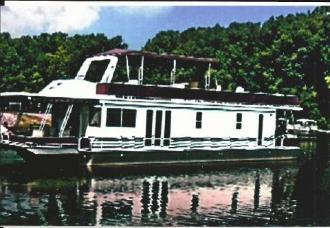 1999 Horizon Houseboat