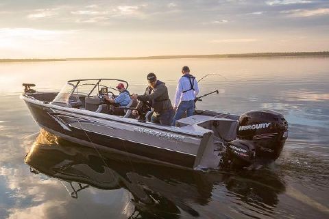 2016 Crestliner 2050 Authority