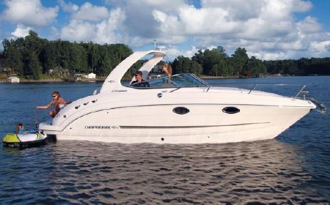 2010 Chaparral 270 Signature Manufacturer Provided Image