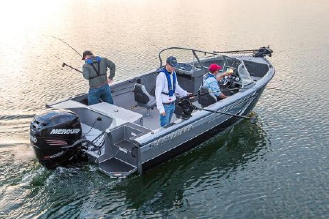 2017 Crestliner 2250 Authority